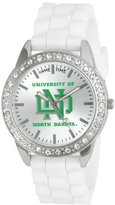 """Game Time Women's COL-FRO-NDK """"Frost"""" Watch - North Dakota"""