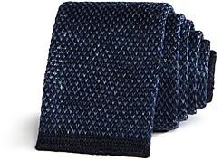John Varvatos Fillmore Knit Skinny Tie