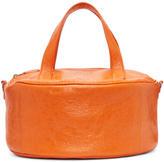 Balenciaga Orange Small Air Hobo Arena Bag