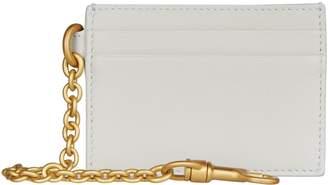 Bottega Veneta Card Holder On Chain