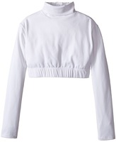 Capezio Team Basic Turtleneck Long Sleeve Top (Little Kids/Big Kids)