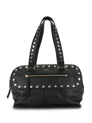Céline Pre-Owned Stud Detail Handbag