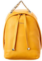 Furla Spy Bag Mini Leather Backpack