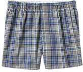 Banana Republic Brandon Plaid Boxer