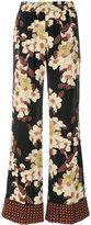 Twin-Set floral print palazzo pants