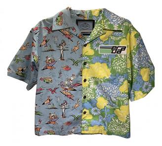 Prada Multicolour Cotton Shirts