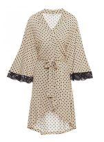 Cosabella Noemi Printed Kimono Robe