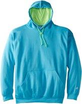 Russell Athletic Men's Big-Tall Neon Pullover Hoodie Sweatshirt Sweatshirtie