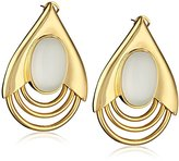 Belle Noel by Kim Kardashian Large Teardrop Earrings
