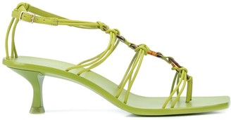 Cult Gaia Ziba kitten heel sandals