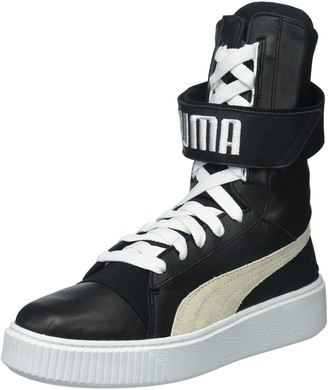 Puma Women's Platform -Boot Wn Black White 8.5 M US
