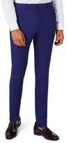Topman Men's Infinity Ultra Skinny Fit Suit Trousers