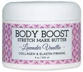 Basq 8 oz. Body Boost Stretch Mark Butter in Lavender Vanilla