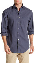 Gant Regular Fit Rupert Pocket Long Sleeve Shirt