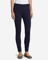 Eddie Bauer Women's Passenger Ponte Skinny Leg Pants
