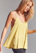 Silence & Noise Silence + Noise Stella Strappy Swing Cami