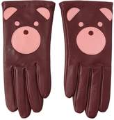 Aristide Teddy Nappa Leather Gloves