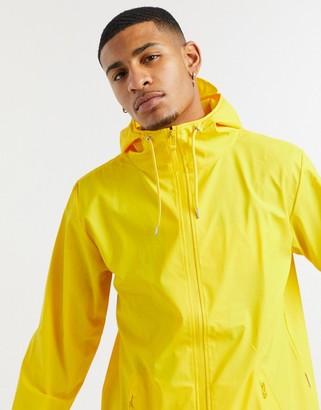 Rains windbreaker rain jacket