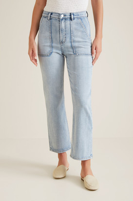 Seed Heritage Patch Pocket Jean