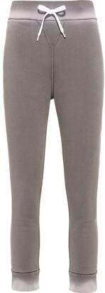 Miu Miu Dyed Cropped Track Pants