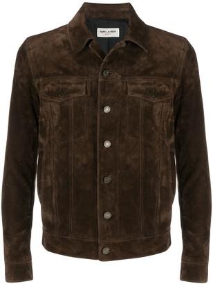 Saint Laurent Denim-Style Jacket