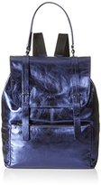 Bree Women's Brigitte 24 S17 Rucksack Handbag blue Size: