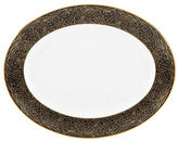 Marchesa Mandarin Oval Platter 13.0