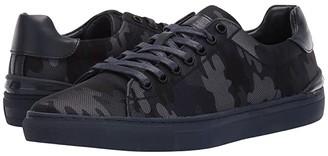 Steve Madden Triggur Sneaker (Blue Camo) Men's Shoes