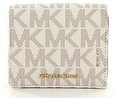 MICHAEL Michael Kors Jet Set Faux Leather Carryall Card Case