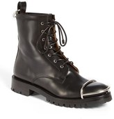 Alexander Wang 'Lyndon' Military Boot