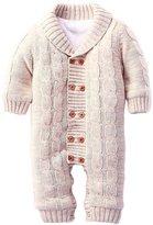 ZOEREA Newborn Baby Romper Jumpsuit Christmas Sweater Deer 0-18M