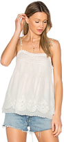 Joie Pearlene Cami in White. - size M (also in S,XS)
