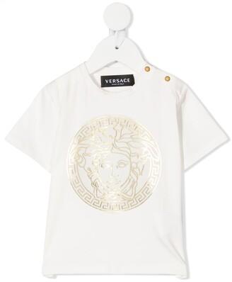 Versace Kids Medusa motif T-shirt
