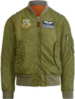 Ralph Lauren The Iconic MA-1 Bomber Jacket