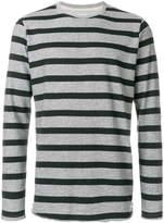 Edwin striped longlseeved T-shirt