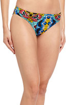 L-Space L Space Monique Full Bikini Swim Bottom, Black