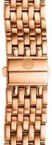 Michele 'Deco' 16mm Bracelet Watch Band