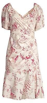 Rebecca Taylor Women's Averie Floral Sheath Dress