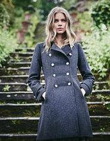 Monsoon Adrianna Military Coat