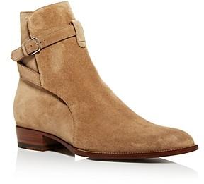 Saint Laurent Men's Wyatt Jodhpur Boots