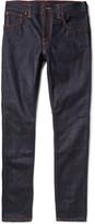 Nudie Jeans Steady Eddie Organic Dry-Denim Jeans
