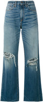 Simon Miller distressed jeans - women - Cotton - 24