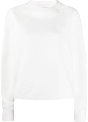 Y-3 Logo Detail Sweatshirt