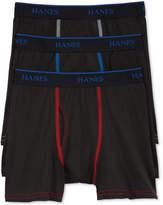 Hanes X-Temp Performance 3-Pk. Boxer Briefs, Little Boys (4-7) and Big Boys (8-20)