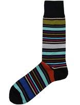 Paul Smith Men's Striped Wolfie Socks