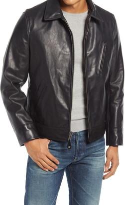 Schott NYC Wildcat Leather Jacket