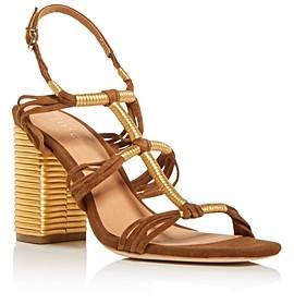 Joie Women's Odell Strappy High Block-Heel Sandals