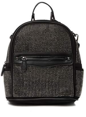 Pink Haley Kamilah Studded Mini Backpack