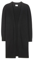 Acne Studios Sonya Wool And Cashmere Open Cardigan