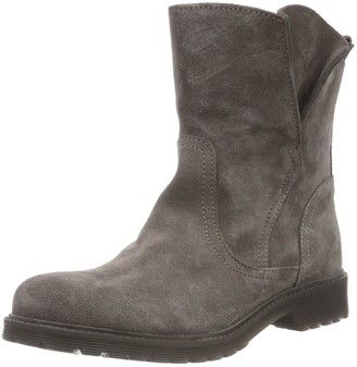 Buffalo London 8036 Suede Womens Ankle Boots